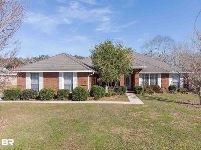 Foley Single Family Home For Sale: 12892 Hunters Chase