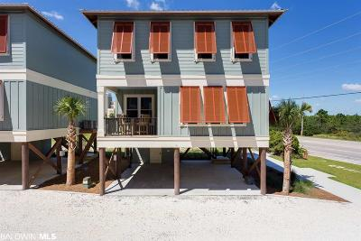 Orange Beach Single Family Home For Sale: 23916 Perdido Beach Blvd #A