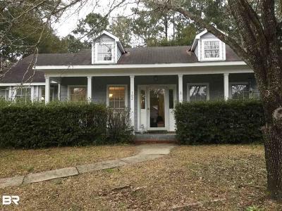 Daphne Single Family Home For Sale: 102 Highland Cir