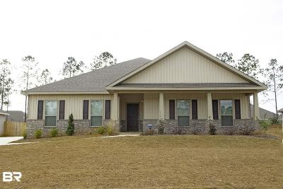 Spanish Fort Single Family Home For Sale: 31357 Hoot Owl Road