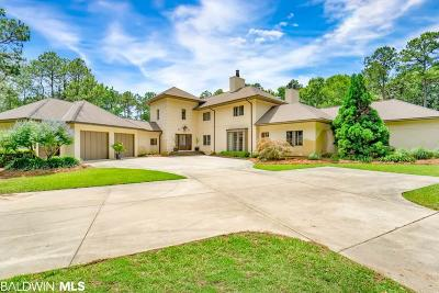 Fairhope Single Family Home For Sale: 6883 Oak Point Lane