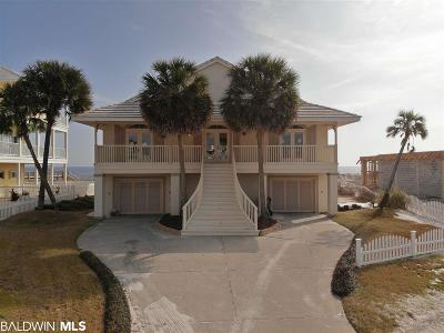 Perdido Key Single Family Home For Sale: 1240 Parasol Place