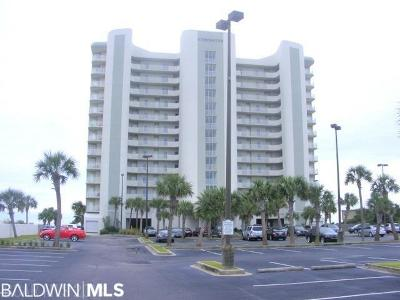 Orange Beach Condo/Townhouse For Sale: 26750 Perdido Beach Blvd #504