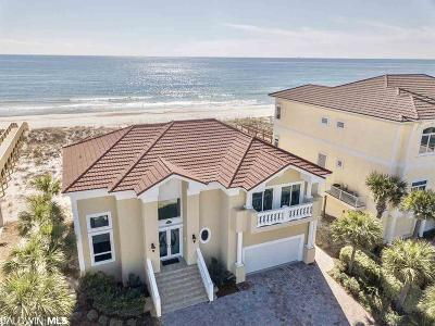 Gulf Shores Single Family Home For Sale: 3225 Dolphin Drive