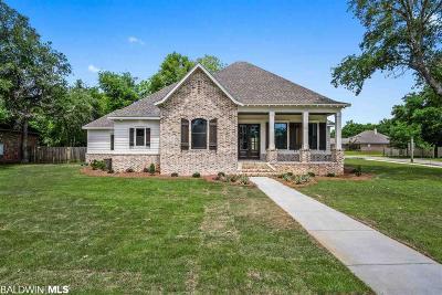 Fairhope Single Family Home For Sale: 447 Dover Street
