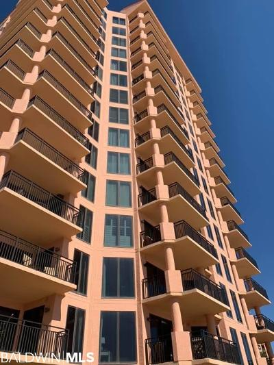 Gulf Shores, Orange Beach Condo/Townhouse For Sale: 25174 Perdido Beach Blvd #105W