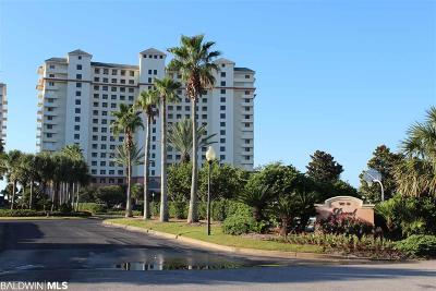Gulf Shores Condo/Townhouse For Sale: 527 Beach Club Trail #DPH01