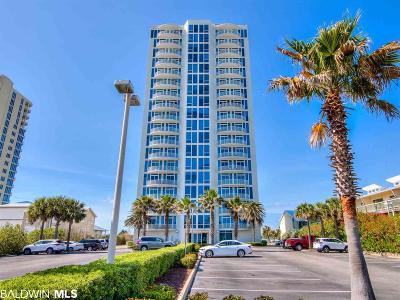Gulf Shores Condo/Townhouse For Sale: 1920 W Beach Blvd #501
