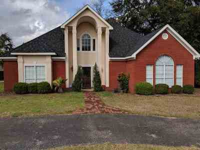 Mobile County Single Family Home For Sale: 7040 Remington Estates Dr