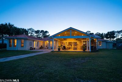 Orange Beach Single Family Home For Sale: 3854 Orange Beach Blvd