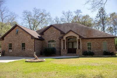 Foley Single Family Home For Sale: 23174 Miflin Rd