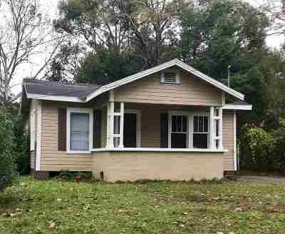 Mobile County Single Family Home For Sale: 122 W Haig St
