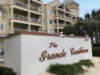 Orange Beach Condo/Townhouse For Sale: 25805 Perdido Beach Blvd #315
