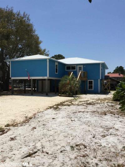Gulf Shores, Orange Beach Single Family Home For Sale: 26588 Marina Road