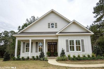 Fairhope Single Family Home For Sale: 17252 Tennis Club Dr