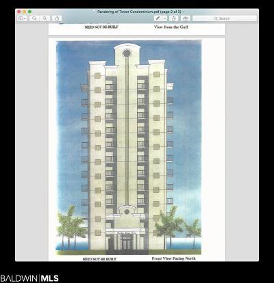Orange Beach Condo/Townhouse For Sale: 27070 Perdido Beach Blvd #3 W