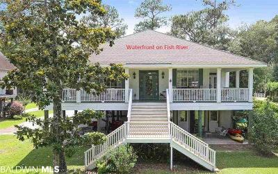 Fairhope Single Family Home For Sale: 16288 Ferry Road