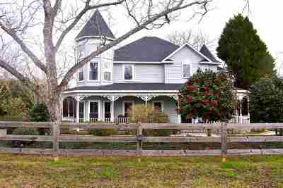 Fairhope Single Family Home For Sale: 19100 County Road 13