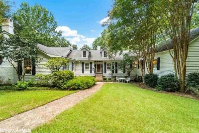 Fairhope Single Family Home For Sale: 23789 Main Street