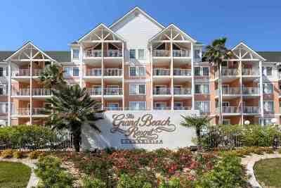 Gulf Shores AL Condo/Townhouse For Sale: $219,500
