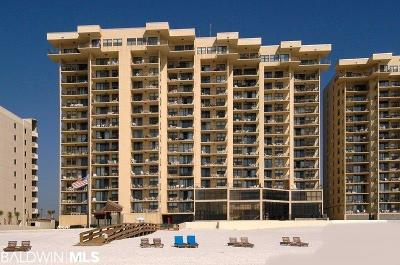 Orange Beach Condo/Townhouse For Sale: 24132 Perdido Beach Blvd #1117