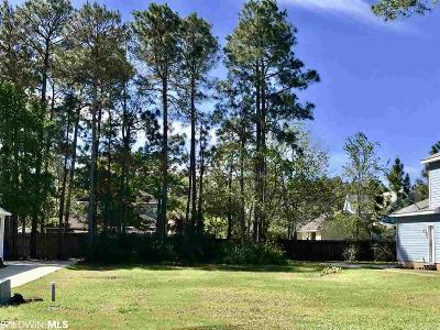 Gulf Shores AL Residential Lots & Land For Sale: $55,000