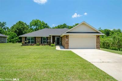 Foley Single Family Home For Sale: 14730 Birkdale Drive