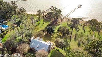 Fairhope Single Family Home For Sale: 23749 Main Street