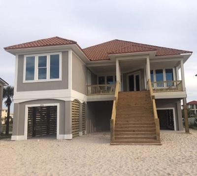 Gulf Shores Single Family Home For Sale: 3214 Dolphin Drive