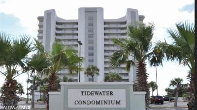 Orange Beach Condo/Townhouse For Sale: 26750 Perdido Beach Blvd #108