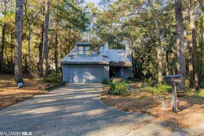 Fairhope Single Family Home For Sale: 3 Corte Ct