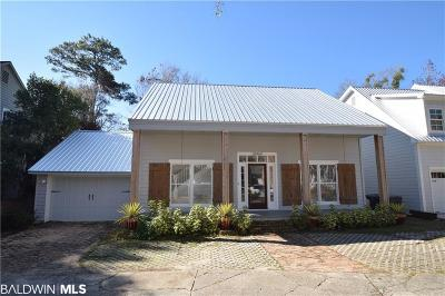 Daphne Single Family Home For Sale: Bay Cliff Lane