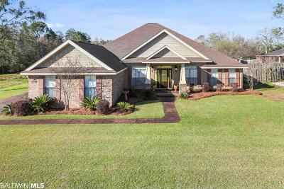 Foley Single Family Home For Sale: 1079 Tampa Avenue