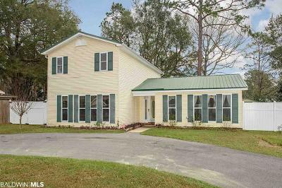 Daphne Single Family Home For Sale: 116 Montclair Loop
