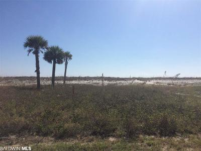 Orange Beach Residential Lots & Land For Sale: 29140 E Perdido Beach Blvd