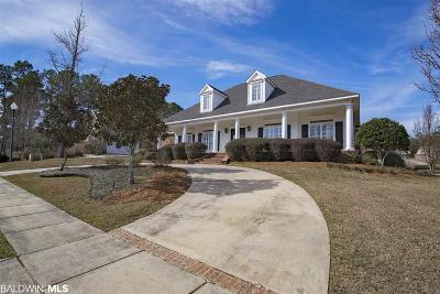 Spanish Fort Single Family Home For Sale: 33850 Boardwalk Drive