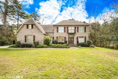 Baldwin County Single Family Home For Sale: 17194 Polo Ridge Blvd