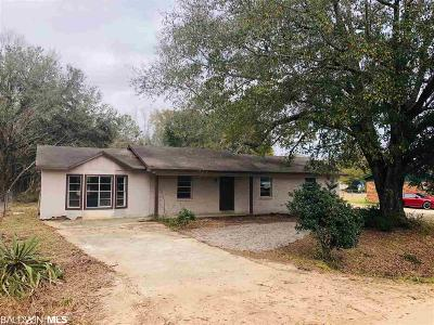 Foley Single Family Home For Sale: 21183 E Bullard Avenue