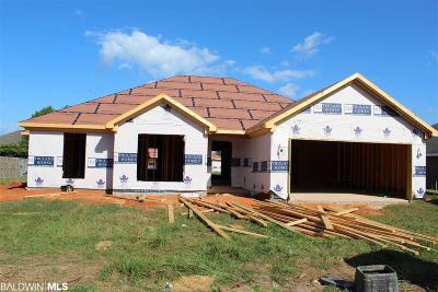 Fairhope Single Family Home For Sale: 140 Pemberton Loop