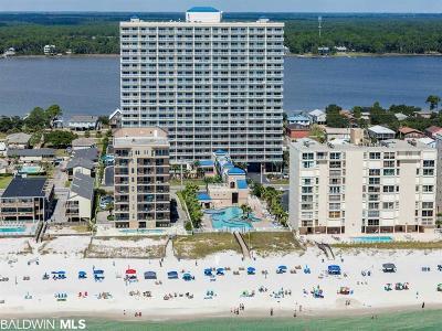 Gulf Shores Condo/Townhouse For Sale: 1010 W Beach Blvd #1804