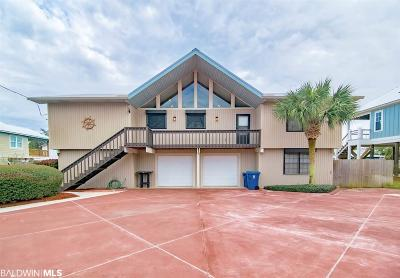 Orange Beach Single Family Home For Sale: 26512 Marina Road