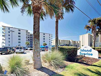 Gulf Shores Condo/Townhouse For Sale: 427 E Beach Blvd #368