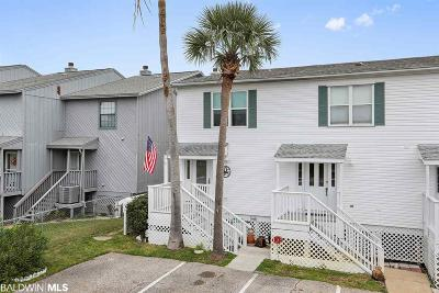 Perdido Key Single Family Home For Sale: 14178 Old River Rd #B