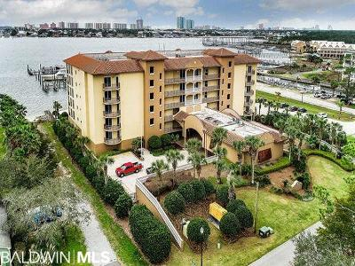 Orange Beach Condo/Townhouse For Sale: 27384 Mauldin Lane #6