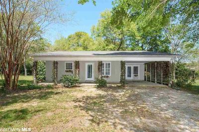 Fairhope Single Family Home For Sale: 19205 Highway 181