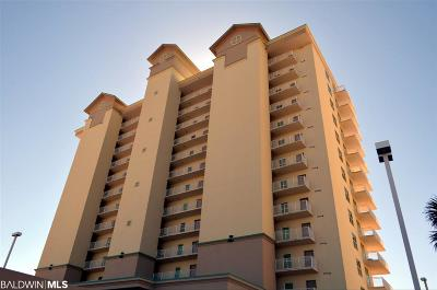 Gulf Shores Condo/Townhouse For Sale: 921 W Beach Blvd #1306