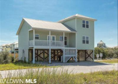 Gulf Shores Single Family Home For Sale: 6220 Breeze Time Circle