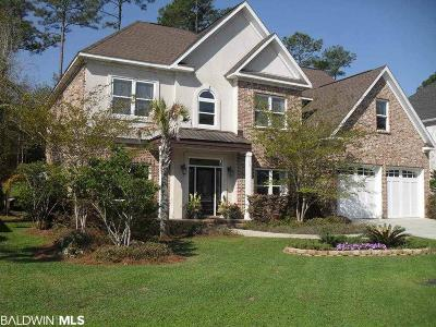 Fairhope Single Family Home For Sale: 142 Sandy Shoal Loop