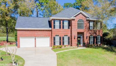Daphne, Fairhope, Spanish Fort Single Family Home For Sale: 215 North Circle