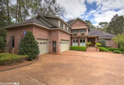 Fairhope Single Family Home For Sale: 23203 Dovecote Ln